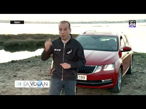 Vali Porcisteanu & Octavia Facelift @Porto - LaVolan