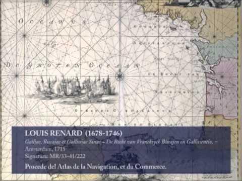 Evolución del mapa de España a través de los fondos de la Real Sociedad Geográfica