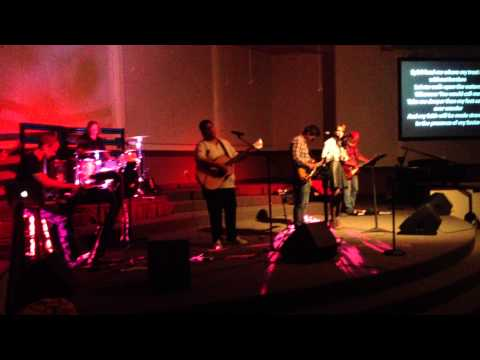 Oceans Hillsong cover by Lighthouse Ephrata PA
