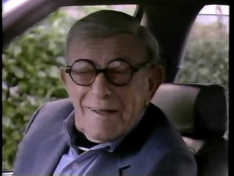 George Burns: His Wit and Wisdom (1989)- George Burns