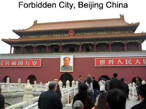 China, Beijing, Forbidden City - Temple of Heaven