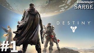 Destiny (PS4 gameplay 1/6) - Epicka przygoda od twórców Halo