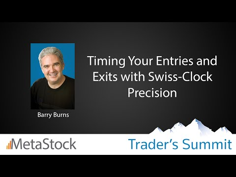 Timing Your Entries and Exits with Swiss-Clock Precision - Barry Burns