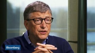 Microsoft Co-Founder Bill Gates: World Economy Coming Back