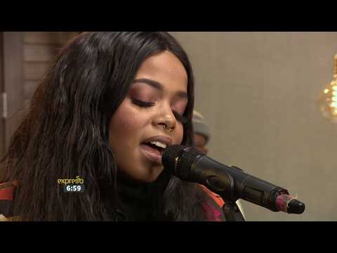 "Shekhinah performs ""Suited"""