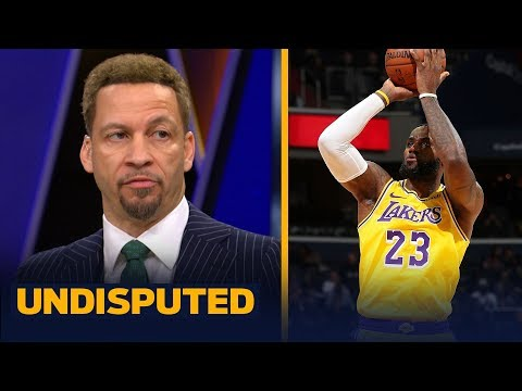 Chris Broussard defends LeBron over Scottie Pippen's comments about MJ and Kobe | NBA | UNDISPUTED