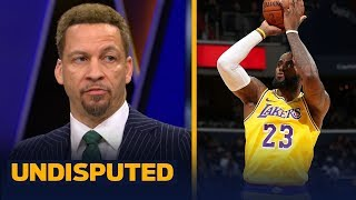 Chris Broussard defends LeBron over Scottie Pippens comments about MJ and Kobe | NBA | UNDISPUTED