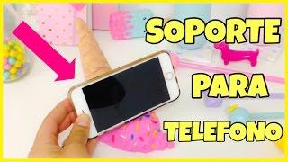 Soporte para TELEFONO(móvil)ORIGINAL \Helado Falso