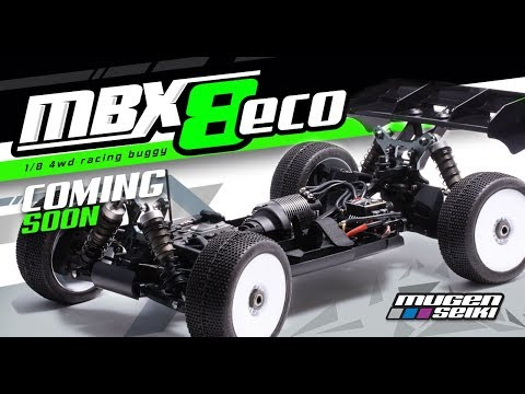 Adam Drake from Mugen Seiki Racing talks about the MBX8 Eco buggy.