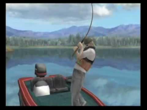 Discordance Axis - Sega Bass Fishing