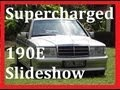 Bobf's Mercedes 190E 2.5 16V Supercharged