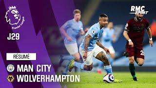Résumé : Manchester City 4-1 Wolvehampton - Premier League (J29)
