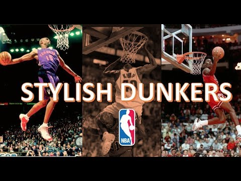 Most Stylish NBA Dunkers Of All Time thumbnail