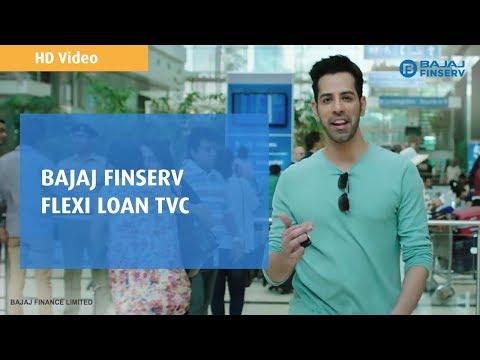 Bajaj Finserv Flexi Loan TVC