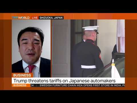 Money Talks: Seijiro Takeshita comments on US-Japan trade ta