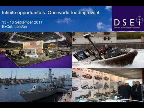 DESI  Defence and Security Equipment International 2011