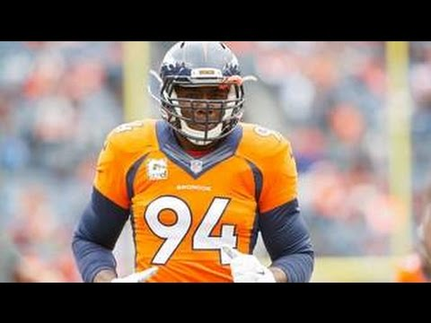 Demarcus Ware 2015-2016 highlights