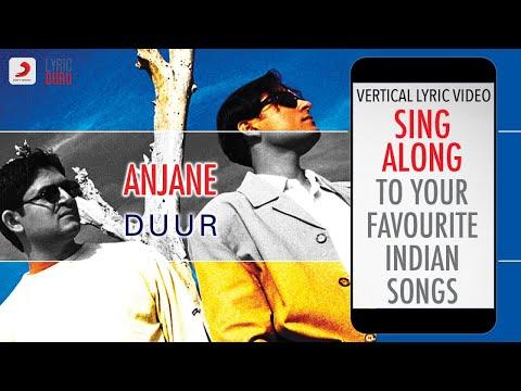 Anjane - Duur Official Lyrics Strings