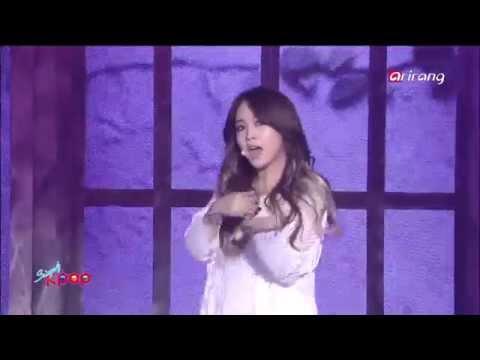 Simply K-Pop - Minah(민아) _ I am a Woman too(나도 여자예요)