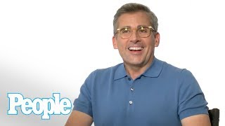 'Despicable Me 3' Star Steve Carrell Answers Adorable Questions From His Youngest Fans! | People
