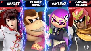 Eragon (Robin) / Lex_Smash (Captain Falcon) vs masa (Donkey Kong) / Holo- (Inkling)