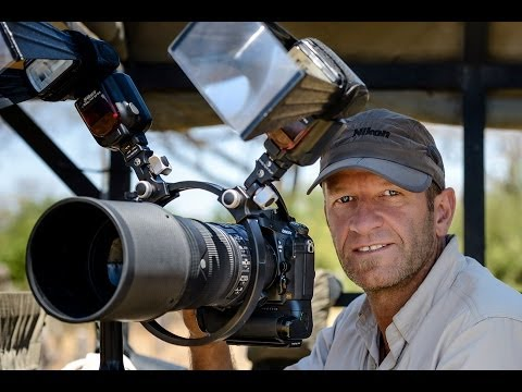 Chris McLennan & Nikon on Shooting Wildlife in Africa