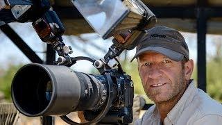 Chris McLennan & Nikon on Shooting Wildlife in Africa
