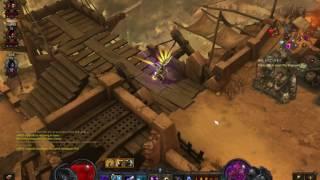 Odd Diablo 3 Lag/freeze/stutter (Better Quality)