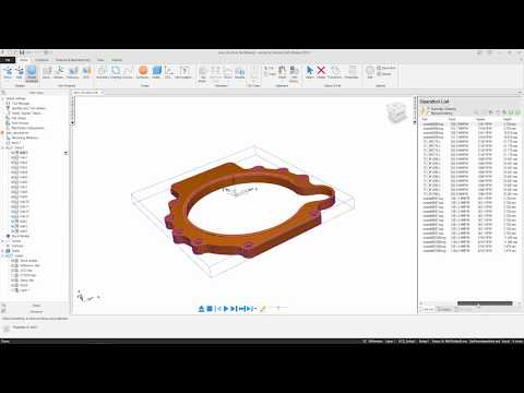 FeatureCAM Getting Started - Tutorial - Automatically Identify Features from 3D CAD Models