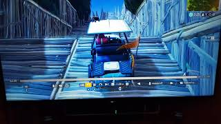 Fortnite buggy racing