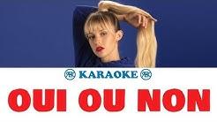 Angèle - Oui ou non | Karaoké, instru avec paroles