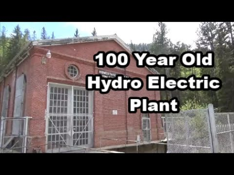 Abandoned  Hydro Electric Plant in South Dakota - Road Trip Vlog 5