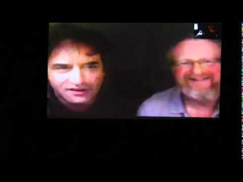 Cinema 41 Presents Director and Cinematographer of LAST NIGHT(1998)