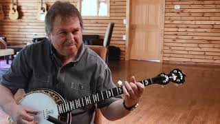The Eagle II AE with Jens Kruger | Deering Upperline Banjos