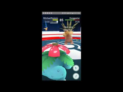 Pokemon GO BATTLING A GYM IN THE SUBWAY!