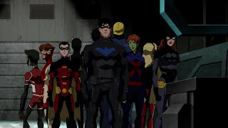 Young Justice - Fight Song