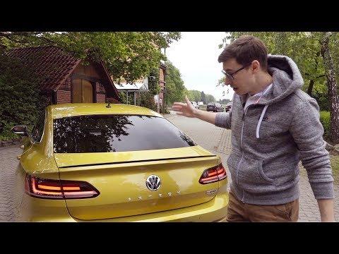 АРТЕОН – НЕУЖЕЛИ ЛУЧШИЙ ФОЛЬКСВАГЕН ВСЕХ ВРЕМЕН?! Тест-драйв и обзор VW Arteon 2019