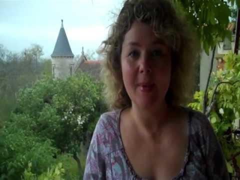 Ali Soleil -  Re-charge Retreat at Château Ventenac, France Oct 2012