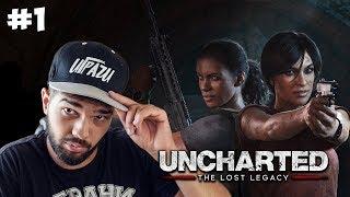 Павел играе: Uncharted: The lost legacy #1 | НОВ КАНАЛ!