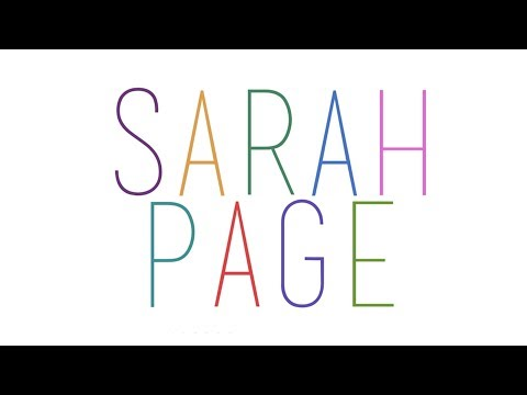 Sarah Page Demo Reel