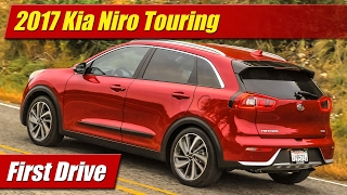 2017 Kia Niro Touring: First Drive