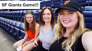 San Francisco Giants vs Atlanta Braves May 31/June 1 Vlog