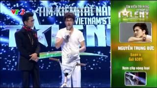 vietnams got talent 2012 - ban ket 4 - nguyen trung duc - ms 4
