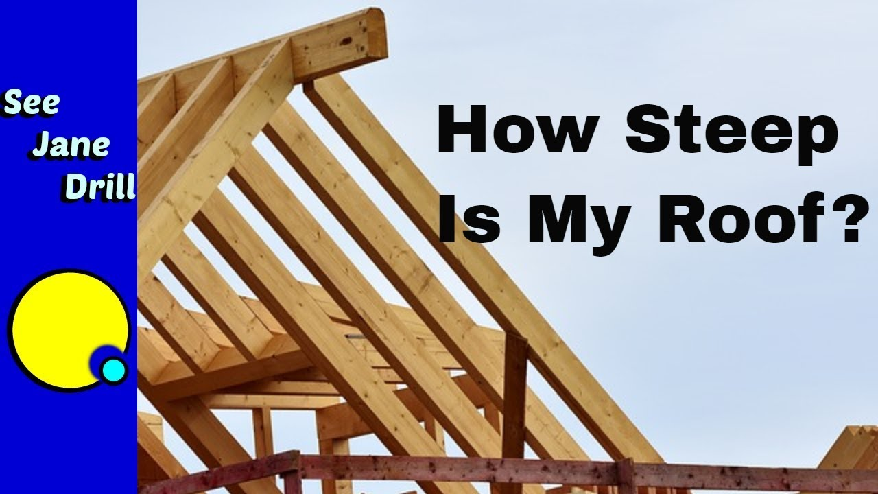 How to Determine the Pitch of a Roof