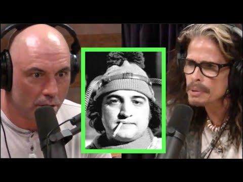 Joe Rogan  Steven Tyler Partied With John Belushi