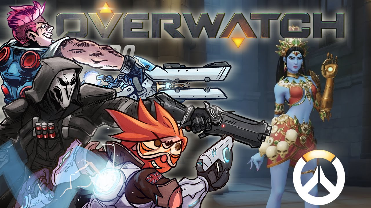 how to get all the skins in overwatch