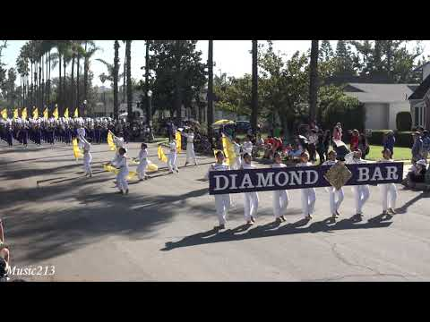 Diamond Bar HS - The Loyal Legion - 2018 Loara Band Review