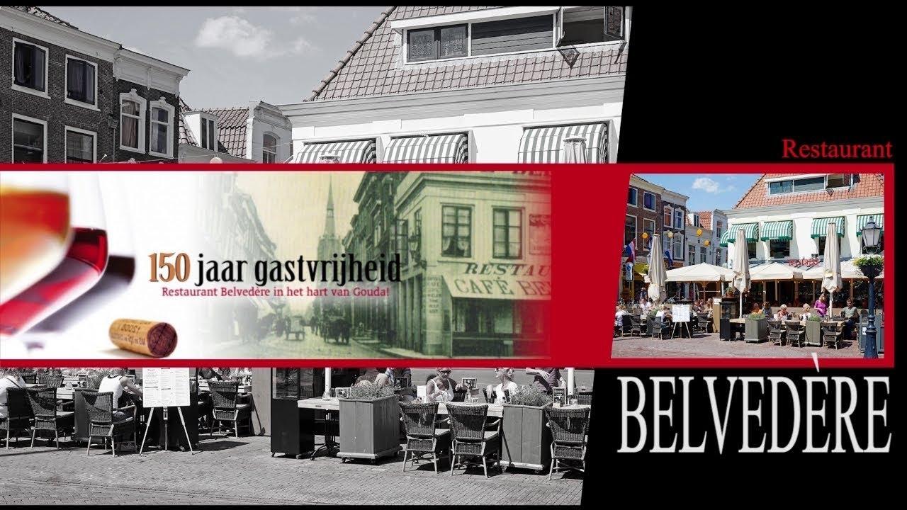 Restaurant Belvedère 150 jaar