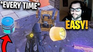 Dakotaz Shows How To Get Chug Jug EVERY TIME From Chests! *EXPLOIT* | Fortnite Highlights