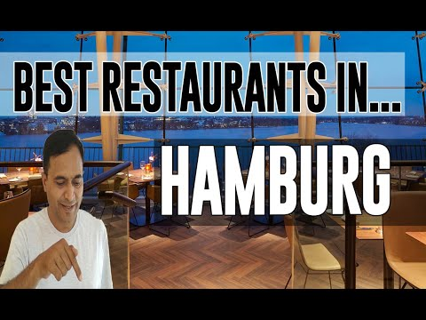 Best Restaurants & Places To Eat In Hamburg, Germany